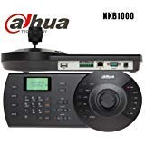 - Dahua NKB1000 PTZ Camera Controller with 3D (Pan Tilt Zoom) Joystick keyb for Dahua CCTV High Speed camera