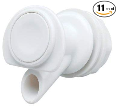 3 Igloo Replacement Spigot Fits 1 5 /& 10 Gal Plastic Igloo Coolers Only 2
