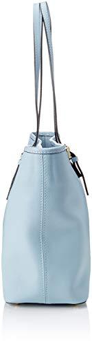 Mujer Y Borse De Hombro Chicca Azul Bolsos cielo Shoppers Cbc3306tar q0xBf