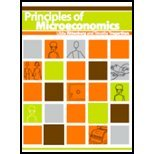 Principles of Microeconomics, Rittenberg and Rittenberg, Libby, 0982043031