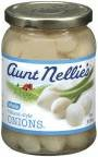 Aunt Nellie's Whole Onions, 15-Ounce Jars (Pack of 12) by Aunt Nellie's