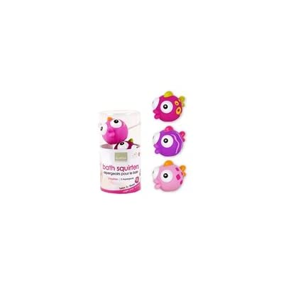 Kushies Bath Squirters - Swim to Shore : Bathtub Toys : Baby