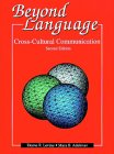 Beyond Language : Cross-Cultural Communication, Levine, Deena R. and Adelman, Mara B., 0130948551