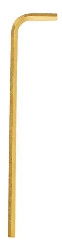 Bondhus 29152 2mm Hex Tip Key L-Wrench with GoldGuard Finish (Pack of 50) 82mm [並行輸入品] B078XLZTXG
