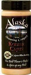 Alaska Cajun-Blackening Seasoning