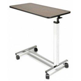 Lumex GF8902 Economy Overbed Table, Non-Tilt
