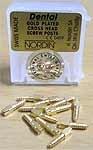 Nordin Dental HN-L4 Swiss Made Gold Plated
