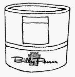 Billy Penn 6548s Roll Valley, 10