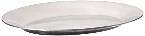 Winco APL-11 Aluminum Sizzling Platter, 11-Inch