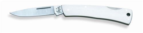 Case Executive Lockblade Knife Stainless Steel Handle & Blade 3-1/8 In.