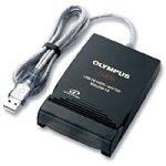 - OLYMPUS MAUSB-10 xD-Picture/SmartMedia USB Card Reader/Writer (Retail Package)
