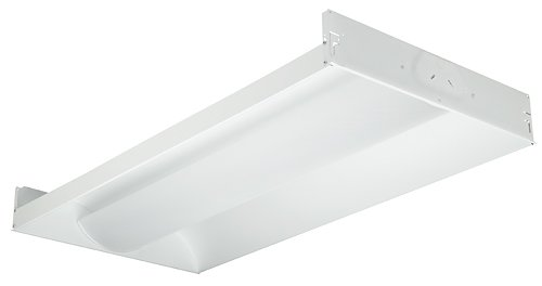 Columbia Lighting STE24-232G-MPO-EU STE Stratus Recessed Direct/Indirect Luminaire
