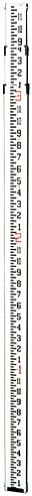 CST berger 06-913C MeasureMark Fiberglass 13-Foot Rod in Feet, Inches, and Eighths