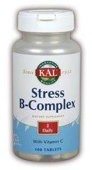 Stress B Complex Kal 100 Tabs (Tab B-complex Stress 50)