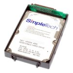 SimpleTech STN-VHD4K/40 40GB Internal Notebook Drive Hard Disk Drive (Caddy Drive Upgrade for NEC)