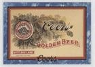 Coors Label - 1