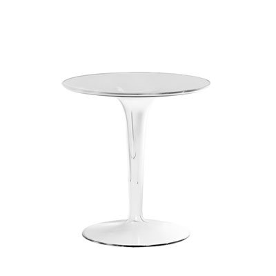 Kartell 8600/B4 Tip Top Side Table Tavolino, Cristallo: Amazon.it ...