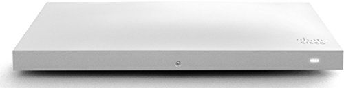 Meraki MR34 Cloud-Managed Wireless Network Access Point (802.11ac, 1.75 Gbps Dual-Band, 3x3:3 MIMO Radios, Enterprise Class, Requires Cloud License)