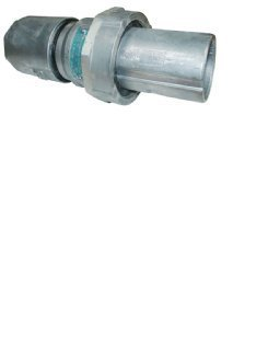 Crouse-Hinds APJ10487 3-Wire/4-Pole Arktite Heavy-Duty 100 Amp Circuit Breaking Plug With Cable Grip And Neoprene Bushing ()