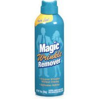 Magic Wrinkle Remover Spray 10 Oz, Fresh Scent (Pack of 20)