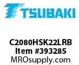 Minimum 10 Us Tsubaki C2080hsk22lrb C2080h Riv 2l//sk-2