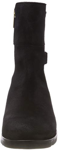 Buckle Femme Botines Tommy Bootie Noir Th 990 Hilfiger Stretch Black qYEwR7E