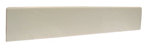Design House 550905 Marble Universal Side Splash, Solid White, 22-Inch by Design House