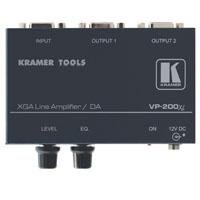 Kramer Electronics 1:2 Computer Graphics Video Line and Distribution Amplifier