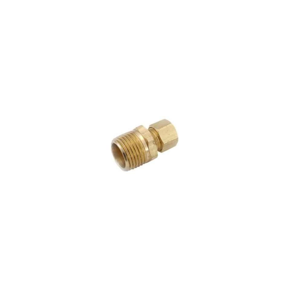 Fsdfanderson Metal Corp 50768 0302 768 3/16 X 1/8 Brass Compression