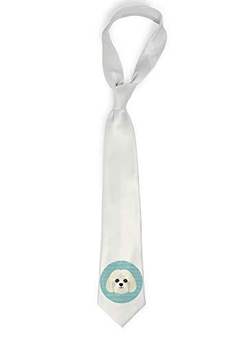 Mystic Sloth Elegant Dog Breed Specific Novelty Necktie - 56