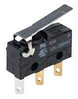 MICROSWITCH, SPDT, 5A, 250VAC ZM50E10D01 By HONEYWELL ZM50E10D01-HONEYWELL