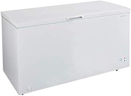 Congelador Arcón INFINITON Horizontal (Blanco) CH-502 GK - A+ ...