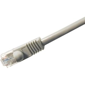 Comprehensive Cable 50' Cat6 550 MHz Snagless Patch Cable, Gray (CAT6-50GRY)