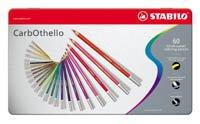 STABILO CarbOthello Pastel Pencil Set - 12 set
