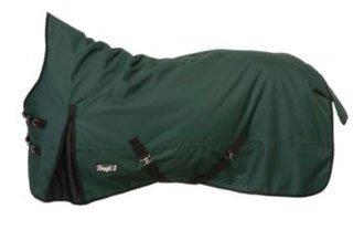 Tough-1 1200D High Neck T/O Blanket 300g 72In Roya