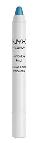 خط آبی سایه ای مداد چشم NYX Jumbo JEP622A آبی