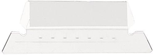 AmazonBasics Carpetas colgantes de archivos: tamaño carta, verde, paquete de 25