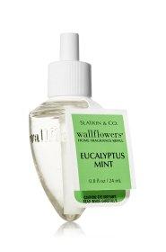 Wallflowers Home fragrance refill bulb Eucalyptus Mint