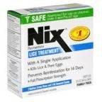 Nix Lice Control Cream Rinse 4 Oz by