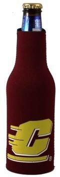 中央ミシガンChippewas Bottle SuitクージーCooler B003AXWS7W