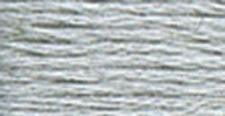 - DMC 1008F-S415 Shiny Radiant Satin Floss, Pearl Grey, 8.7-Yard