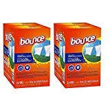 Bounce Fabric Softener and Dryer Sheets, Outdoor Fresh,