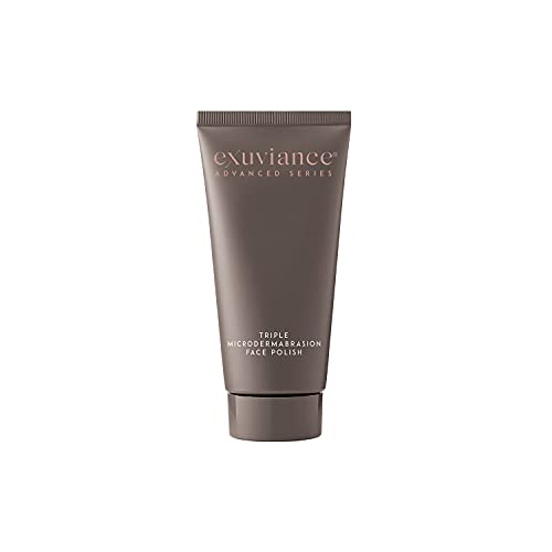 EXUVIANCE Triple Microdermabrasion Face Polish, 75 g.