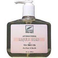 Tea Tree THERAPY TEA TREE SOAP,LIQUID, 8 FZ by Tea Tree T...