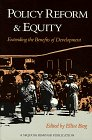 Policy Reform and Equity : Extending the Benefits of Development, , 1558150145