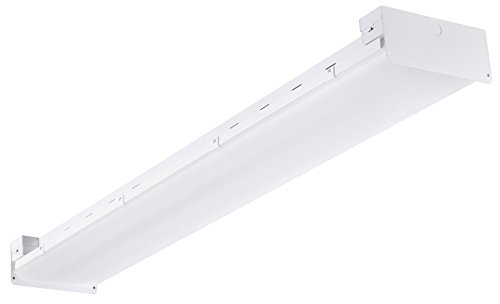 Atlas 4' 104W LED High Bay w/ Glare Free Lens Slim Body - Atlas Lighting - ILH104LED4LS