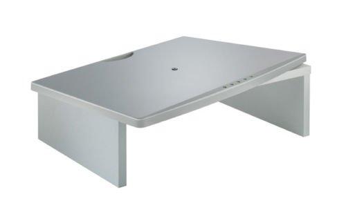 Supporto TV base girevole 360° mobiletto porta TV fino 70 KG LEGNO ...