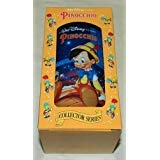 WALT DISNEY CLASSIC COLLECTOR SERIES PINOCCHIO Tumbler Cup GLASS BURGER KING