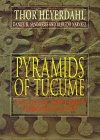 Front cover for the book Pyramids of Tucume: The Quest for Peru's Forgotten City by Thor Heyerdahl