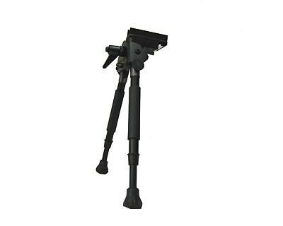 Shooters Ridge Deluxe Bi-Pod 9-13-Inch with Picatinny Rail Mount and Swivel Stud Adaptor